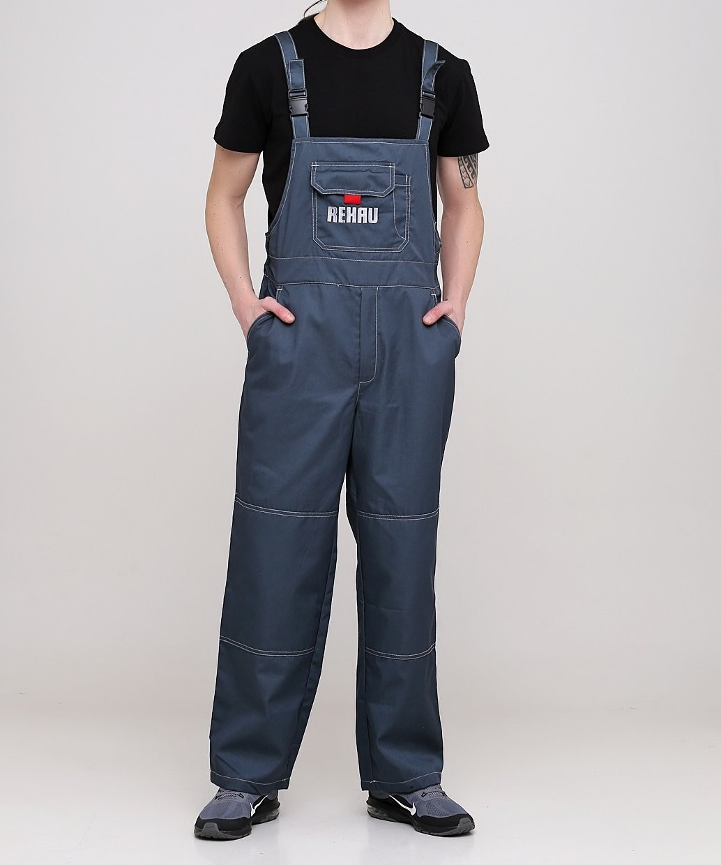 Summer working coveralls