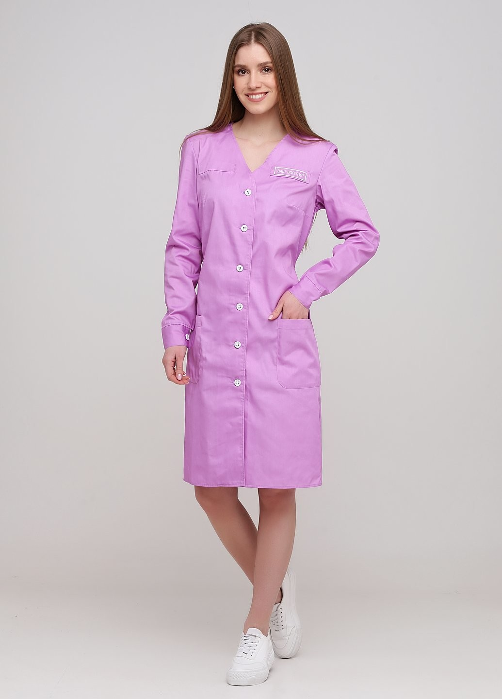 Medical gowns for women