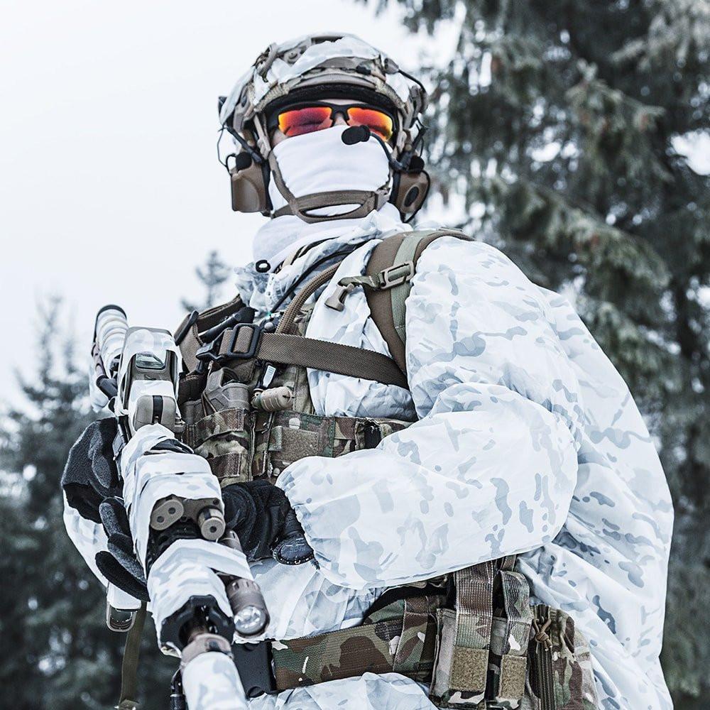 Зимова військова форма