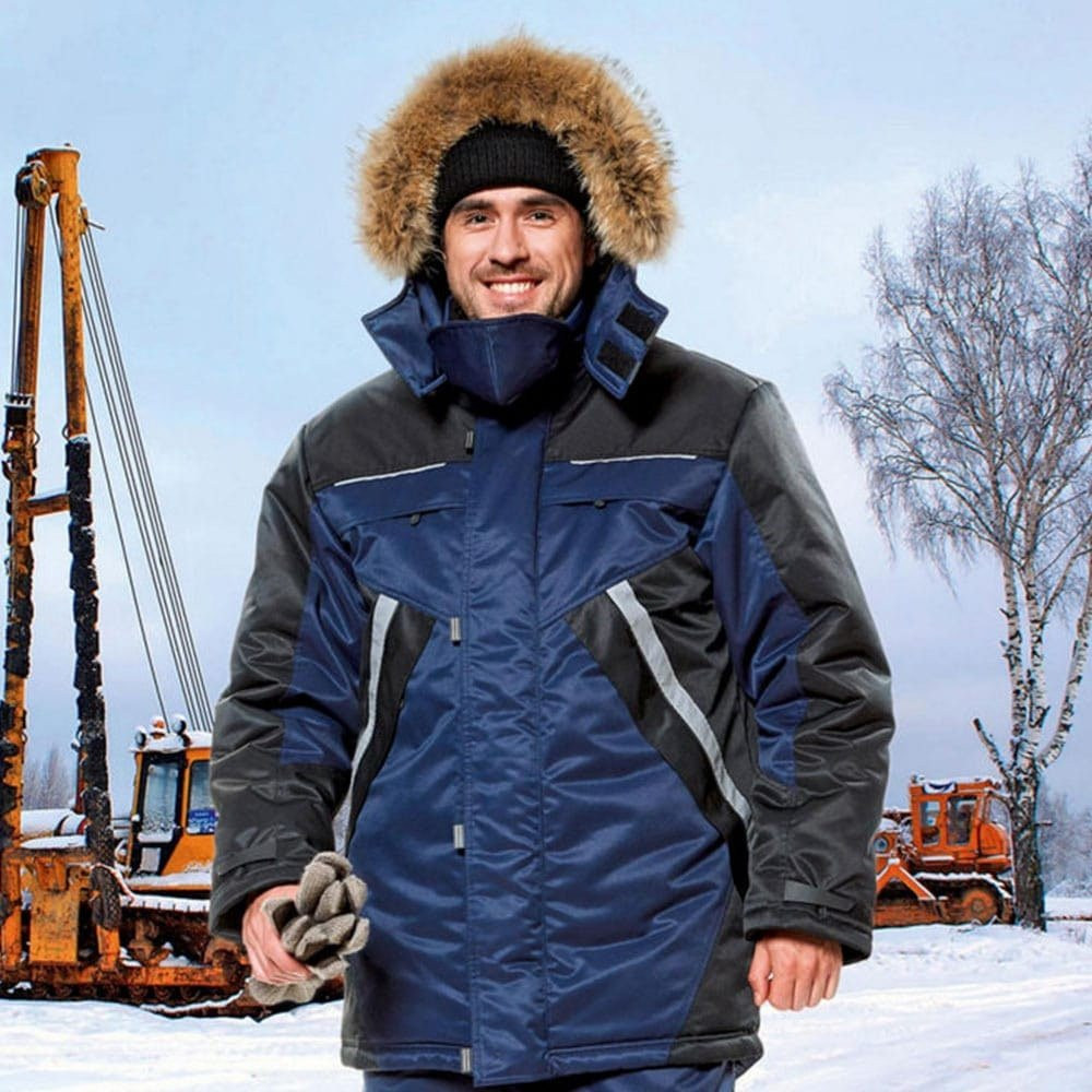 Winter working jackets
