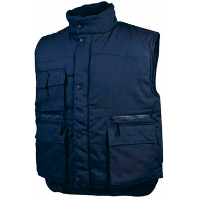 Winter working vests photo No. 4